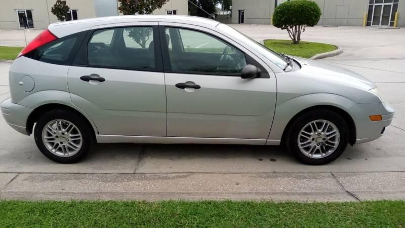 2005 Ford Focus for sale at Coastal Car Brokers LLC in Tampa FL