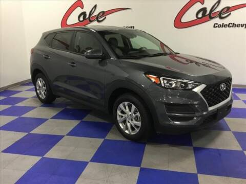 2019 Hyundai Tucson for sale at Cole Chevy Pre-Owned in Bluefield WV