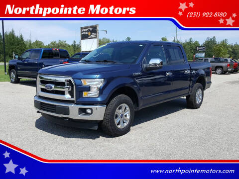 2017 Ford F-150 for sale at Northpointe Motors in Kalkaska MI