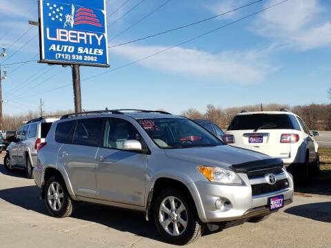 2011 Toyota RAV4 for sale at Liberty Auto Sales in Merrill IA