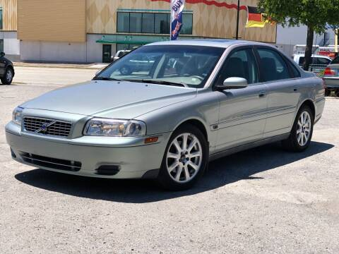 2004 Volvo S80 for sale at Pro Cars Of Sarasota Inc in Sarasota FL