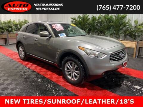 2011 Infiniti FX35 for sale at Auto Express in Lafayette IN