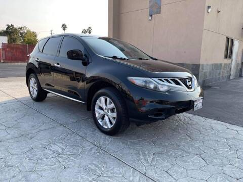 2014 Nissan Murano for sale at Exceptional Motors in Sacramento CA
