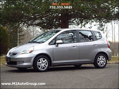 2007 Honda Fit for sale at M2 Auto Group Llc. EAST BRUNSWICK in East Brunswick NJ