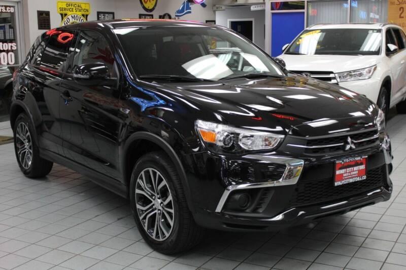 2019 Mitsubishi Outlander Sport for sale at Windy City Motors in Chicago IL