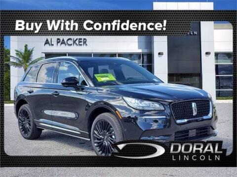 2021 Lincoln Corsair