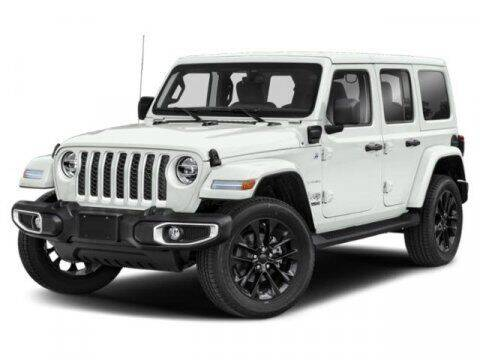 2021 Jeep Wrangler Unlimited for sale in Columbus, OH