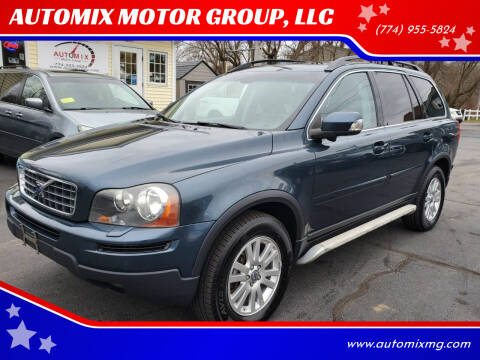 2008 Volvo XC90 for sale at AUTOMIX MOTOR GROUP, LLC in Swansea MA