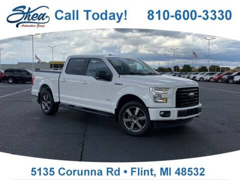 2017 Ford F-150 for sale at Jamie Sells Cars 810 in Flint MI