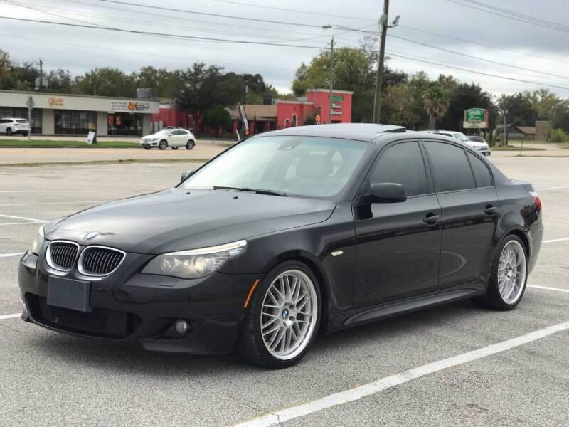 2008 BMW 5 Series for sale at Loco Motors in La Porte TX