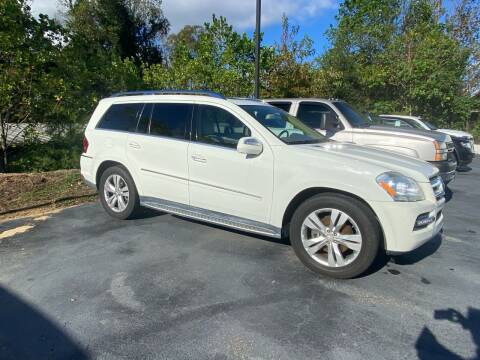 2010 Mercedes-Benz GL-Class for sale at AutoWorld of Lenoir in Lenoir NC