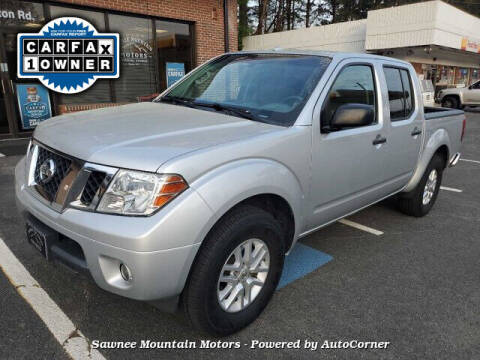 2016 Nissan Frontier for sale at Michael D Stout in Cumming GA