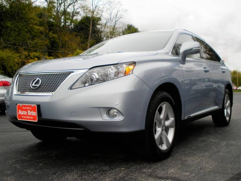 2010 Lexus RX 350 AWD 4dr SUV - Perry OH