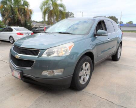 2009 Chevrolet Traverse for sale at Bavarian Auto Center in Rockledge FL