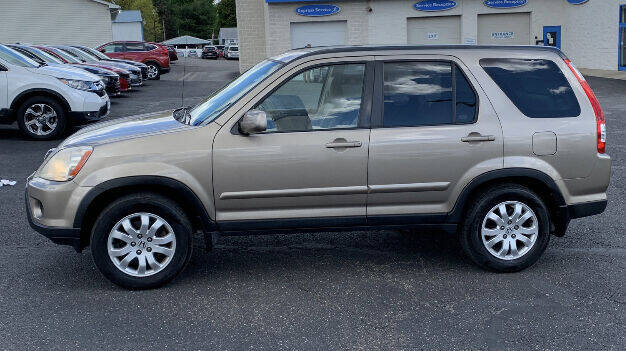2006 Honda CR-V for sale at Grims Auto Sales in North Lawrence OH