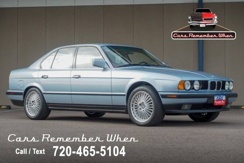 1990 BMW 5 Series for sale in Englewood, CO