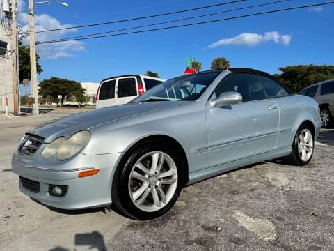 2006 Mercedes-Benz CLK for sale at Goval Auto Sales in Pompano Beach FL