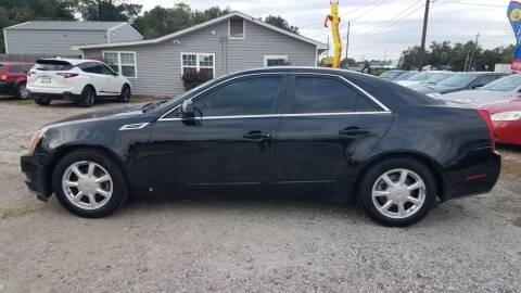 2008 Cadillac CTS for sale at Dick Smith Auto Sales in Augusta GA