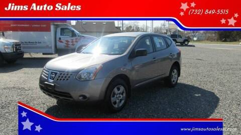 2009 Nissan Rogue for sale at Jims Auto Sales in Lakehurst NJ