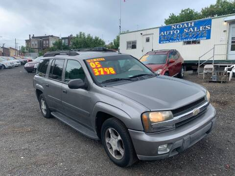 2005 Chevrolet TrailBlazer EXT for sale at Noah Auto Sales in Philadelphia PA