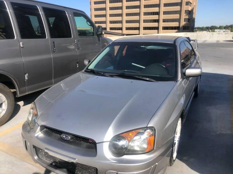 2005 Subaru Impreza for sale at Pammi Motors in Glendale CO