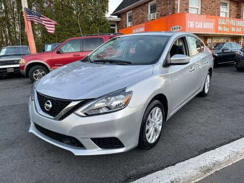 2019 Nissan Sentra for sale at Bloomingdale Auto Group - The Car House in Butler NJ