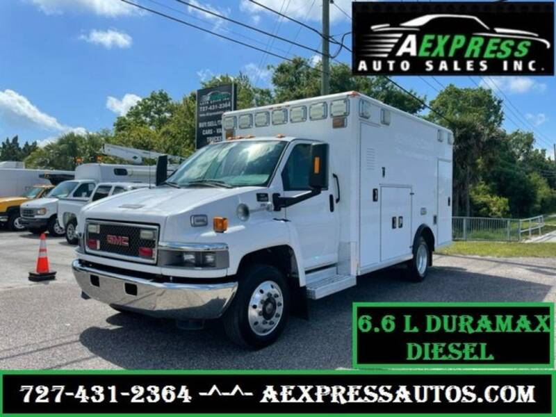 2004 Chevrolet C4500 for sale at A EXPRESS AUTO SALES INC in Tarpon Springs FL