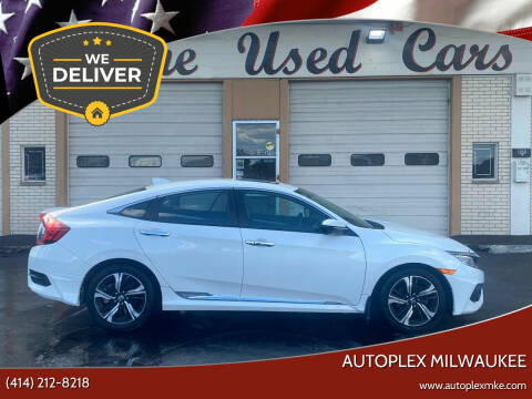2017 Honda Civic for sale at Autoplex 3 in Milwaukee WI