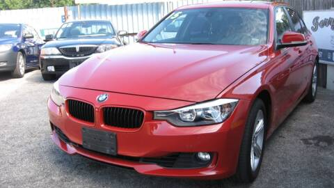 2015 BMW 3 Series for sale at JERRY'S AUTO SALES in Staten Island NY
