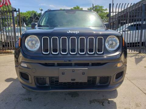 2018 Jeep Renegade for sale at Gus's Used Auto Sales in Detroit MI