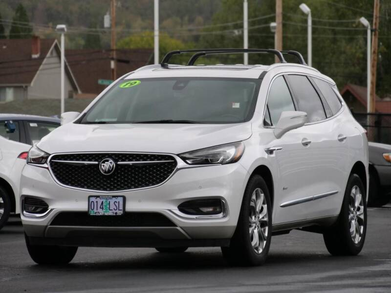 2019 Buick Enclave for sale at CLINT NEWELL USED CARS in Roseburg OR
