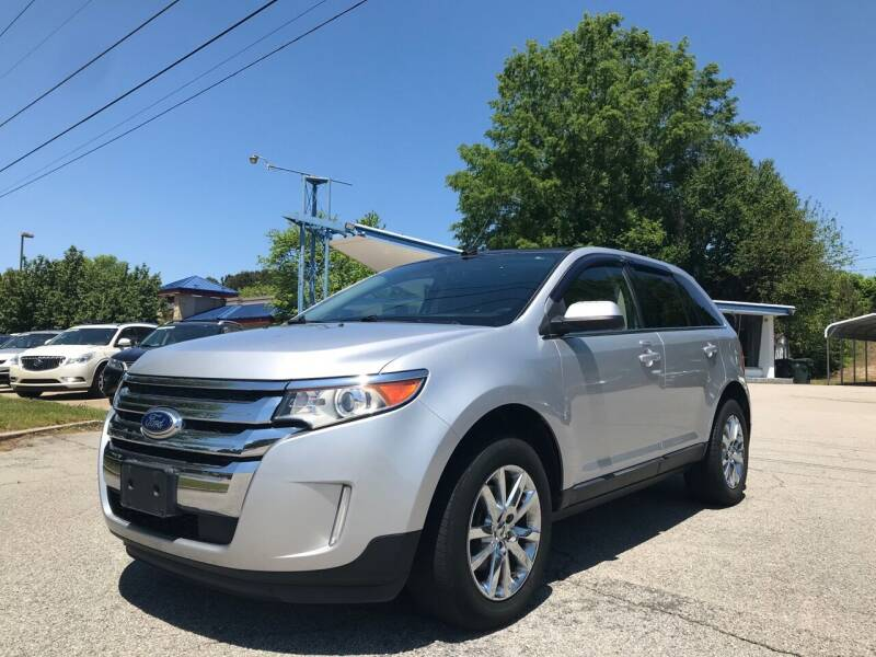 2011 Ford Edge for sale at GR Motor Company in Garner NC
