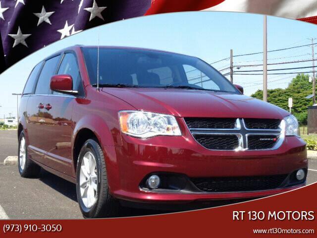 2019 Dodge Grand Caravan for sale at RT 130 Motors in Burlington NJ
