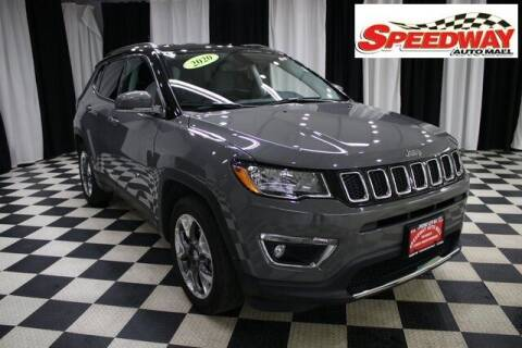 2020 Jeep Compass for sale at SPEEDWAY AUTO MALL INC in Machesney Park IL