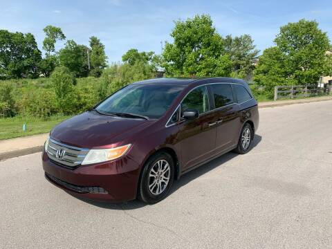 2011 Honda Odyssey for sale at Abe's Auto LLC in Lexington KY