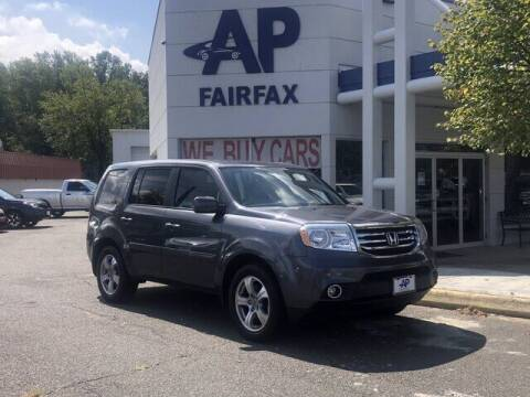 2014 Honda Pilot for sale at AP Fairfax in Fairfax VA
