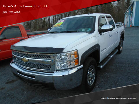 2011 Chevrolet Silverado 1500 for sale at Dave's Auto Connection LLC in Etters PA