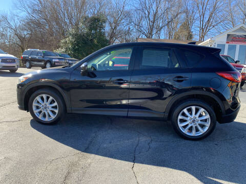 2014 Mazda CX-5 for sale at Simple Auto Solutions LLC in Greensboro NC