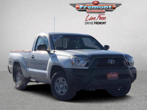 2013 Toyota Tacoma for sale at Rocky Mountain Commercial Trucks in Casper WY