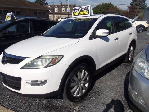 2008 Mazda CX-9 for sale at Fulmer Auto Cycle Sales - Fulmer Auto Sales in Easton PA