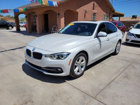2018 BMW 3 Series for sale at A AND A AUTO SALES in Gadsden AZ