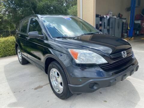 2009 Honda CR-V for sale at Jeff's Auto Sales & Service in Port Charlotte FL