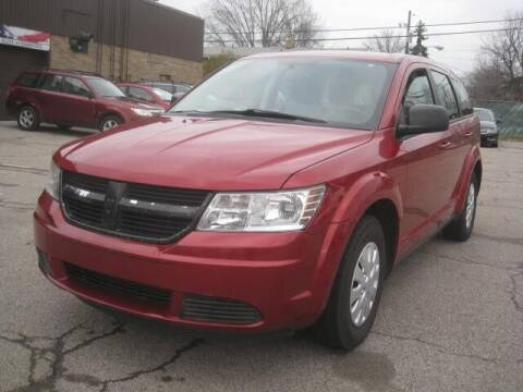 2009 Dodge Journey for sale at ELITE AUTOMOTIVE in Euclid OH