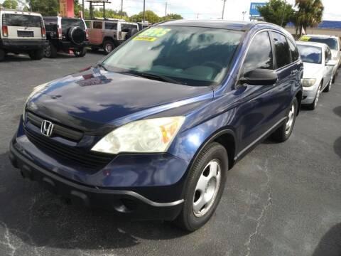 2008 Honda CR-V for sale at Tony's Auto Sales in Jacksonville FL