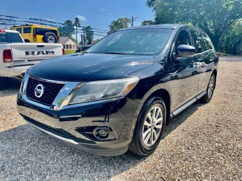 2014 Nissan Pathfinder for sale at Southeast Auto Inc in Baton Rouge LA