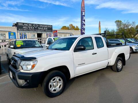 2012 Toyota Tacoma for sale at Black Diamond Auto Sales Inc. in Rancho Cordova CA