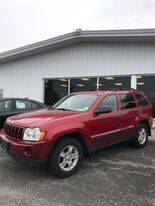 2006 Jeep Grand Cherokee for sale at QUALITY MOTORS in Cuba City WI