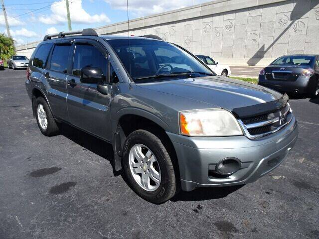 2008 Mitsubishi Endeavor for sale at DONNY MILLS AUTO SALES in Largo FL