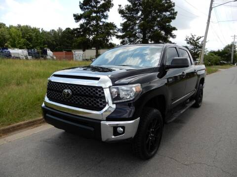 2019 Toyota Tundra for sale at United Traders Inc. in North Little Rock AR