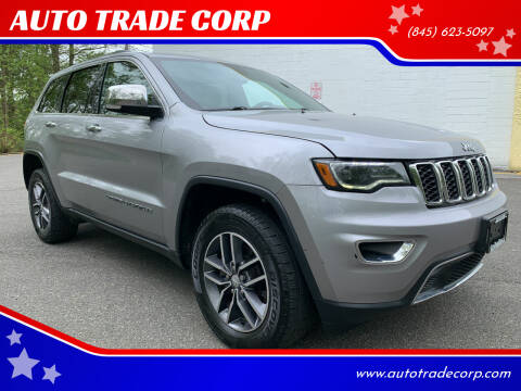 2018 Jeep Grand Cherokee for sale at AUTO TRADE CORP in Nanuet NY
